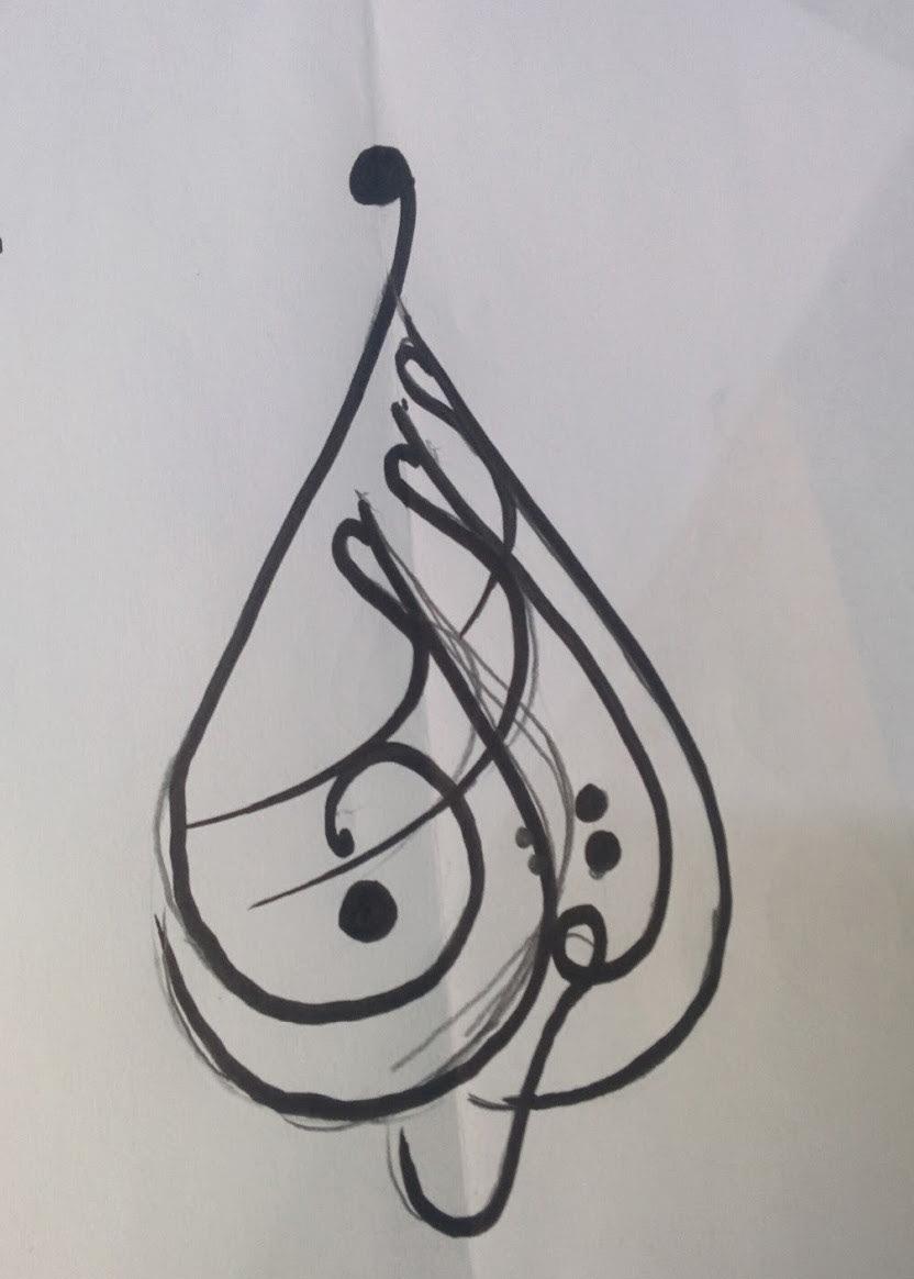 Idea one sketch