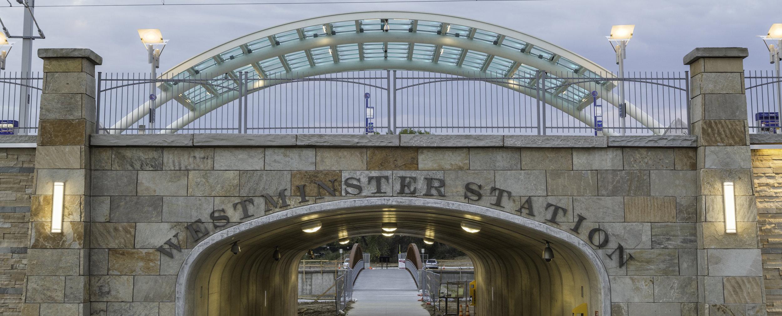 OCL,  Allure   Westminster RTD Station