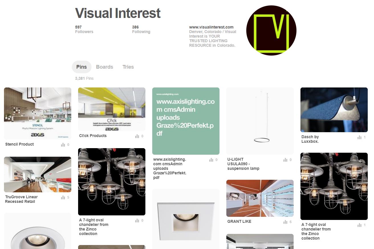 VI Pinterest