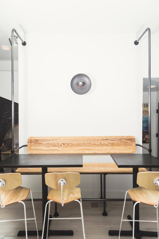 Barn Light,  Sinclair  flush mount  Philips Lightolier,  SlimSurface    Chook Chicken