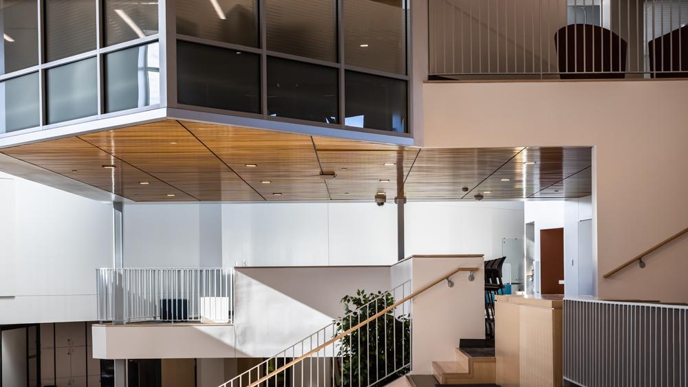 DayBrite,  LBX   Lightolier,  SlimSurface    St. Vrain Innovation Center