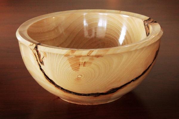Shagbark Hickory Bowl