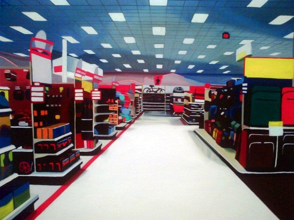The Super Store, Courtland Blade