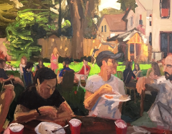 Memorial Day Lunch, Kyle Ragsdale