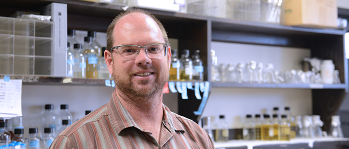Dr. David Edgell is the Acting Chair of the Department of Biochemistry at Schulich School of Medicine and Dentistry (Western University).