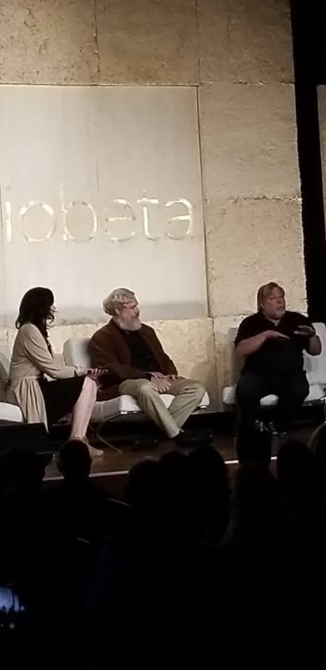 Fireside chat: DIY bio: The home brew computer club featuring with Mr. Steve Wozniak, Technology Entrepreneur and Dr. George Church, Harvard and MIT