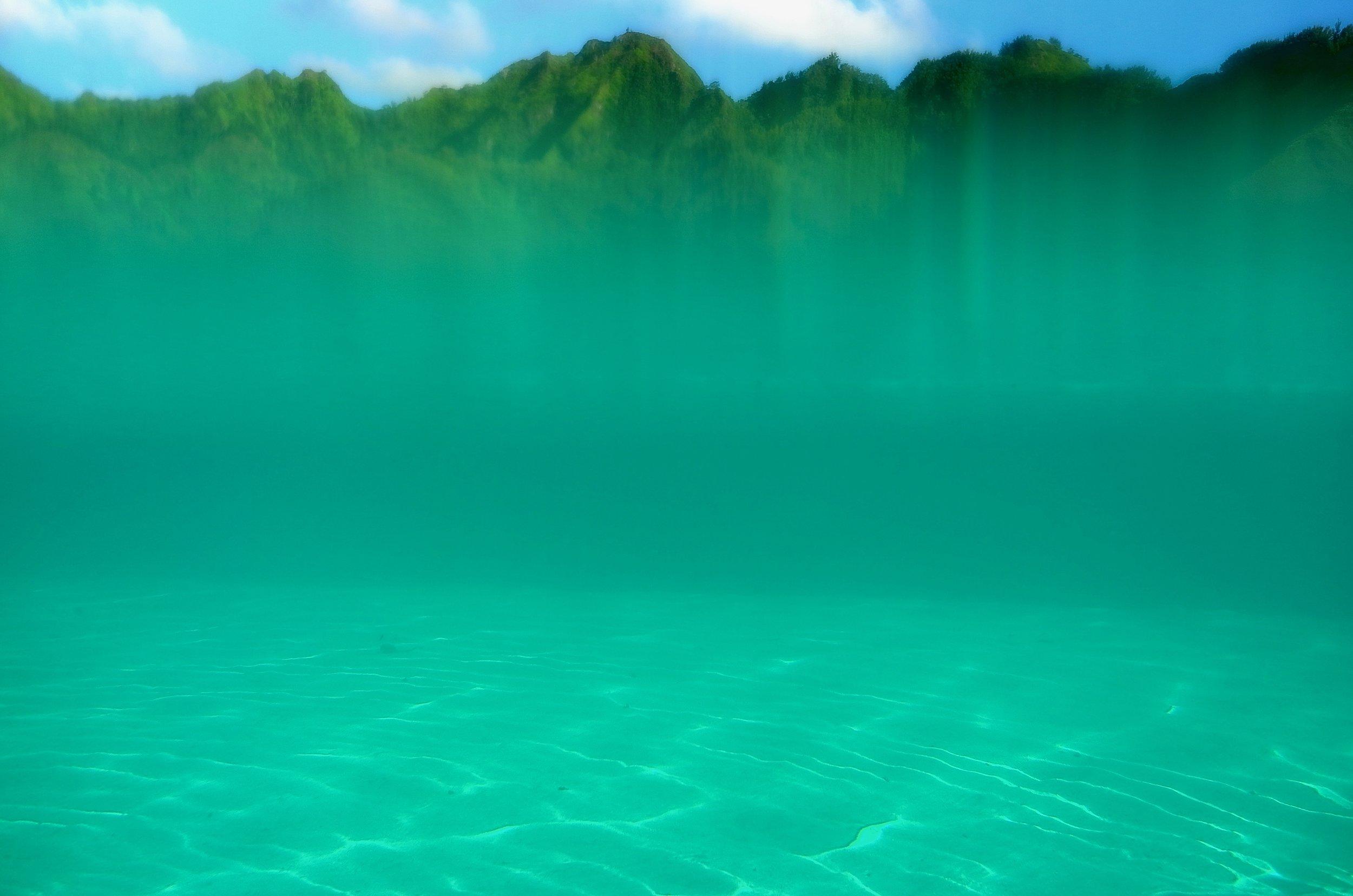 """""""Moorea Rising"""" ~ Mo'orea, French Polynesia ~no.5"""