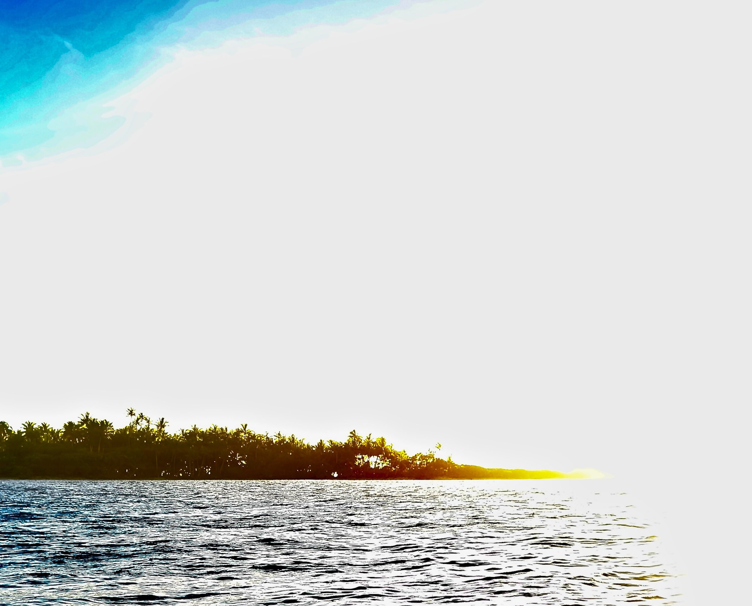 """Paradise Designed""~ Fa'aite, French Polynesia ~ no.15"
