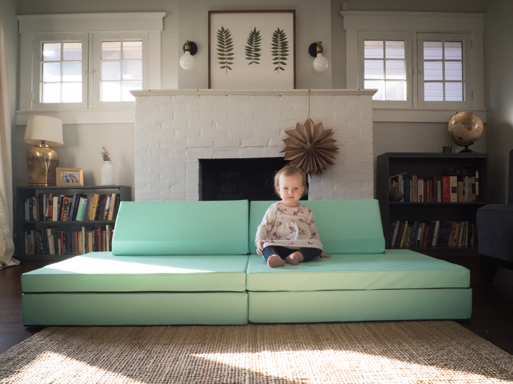 Furniture MEets Playset - BLocksy Kids Couch