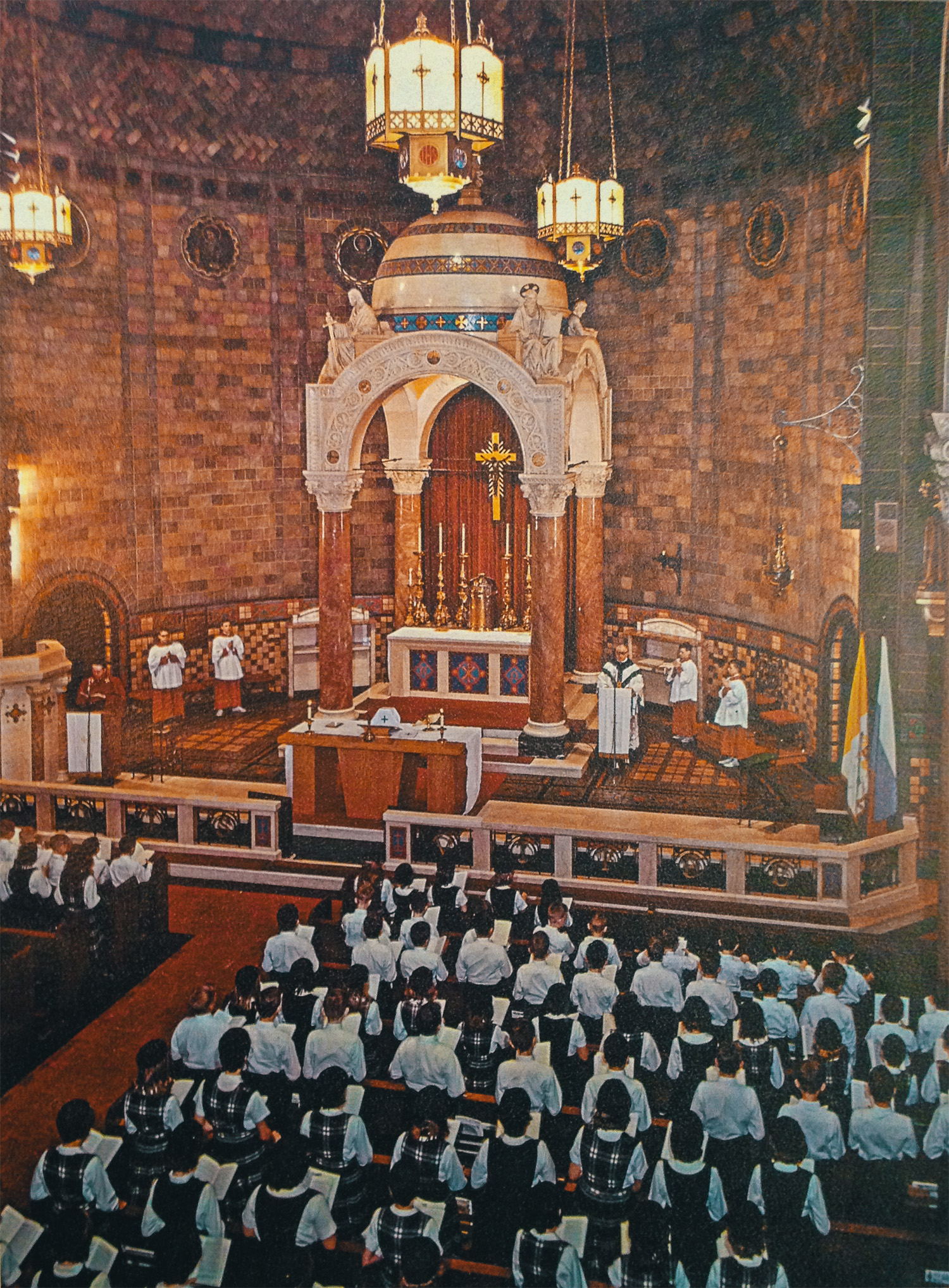 Mass circa 1965