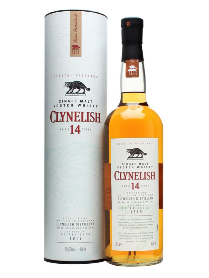 "Clynelish 14 - 8. Clyenlish 14 – Average Price: $70 Unique is the word I'd use to describe this whisky.  This whisky is the perfect example of a ""bang for you buck"" whisky. We think it is up there with one of the best 14- year aged whiskies you can buy.  It has a vibrant feel to it, coupled with a bit of citrus and peat, rounded out with spice and a salty, fruity body. The finish is unexpectedly long and delicious. A touch of water really opens the character of this whisky. You may not think to grab this with the plethora of options, but it is absolutely delicious."