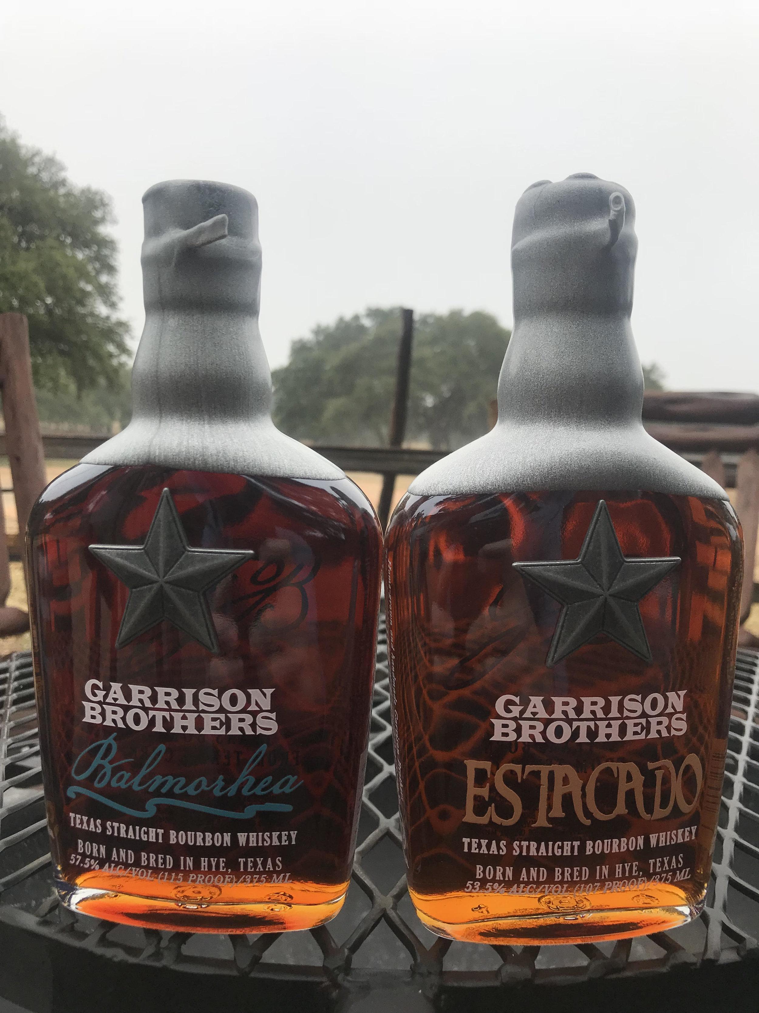 375ml - Garrison Bros Bootflasks