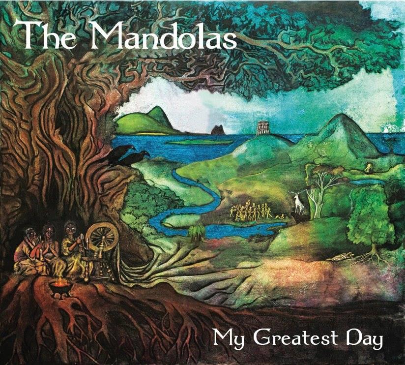 The Mandolas: My Greatest Day [MP3]