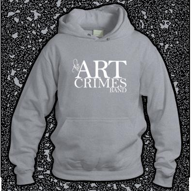 The Art Crimes Band: Hoodie