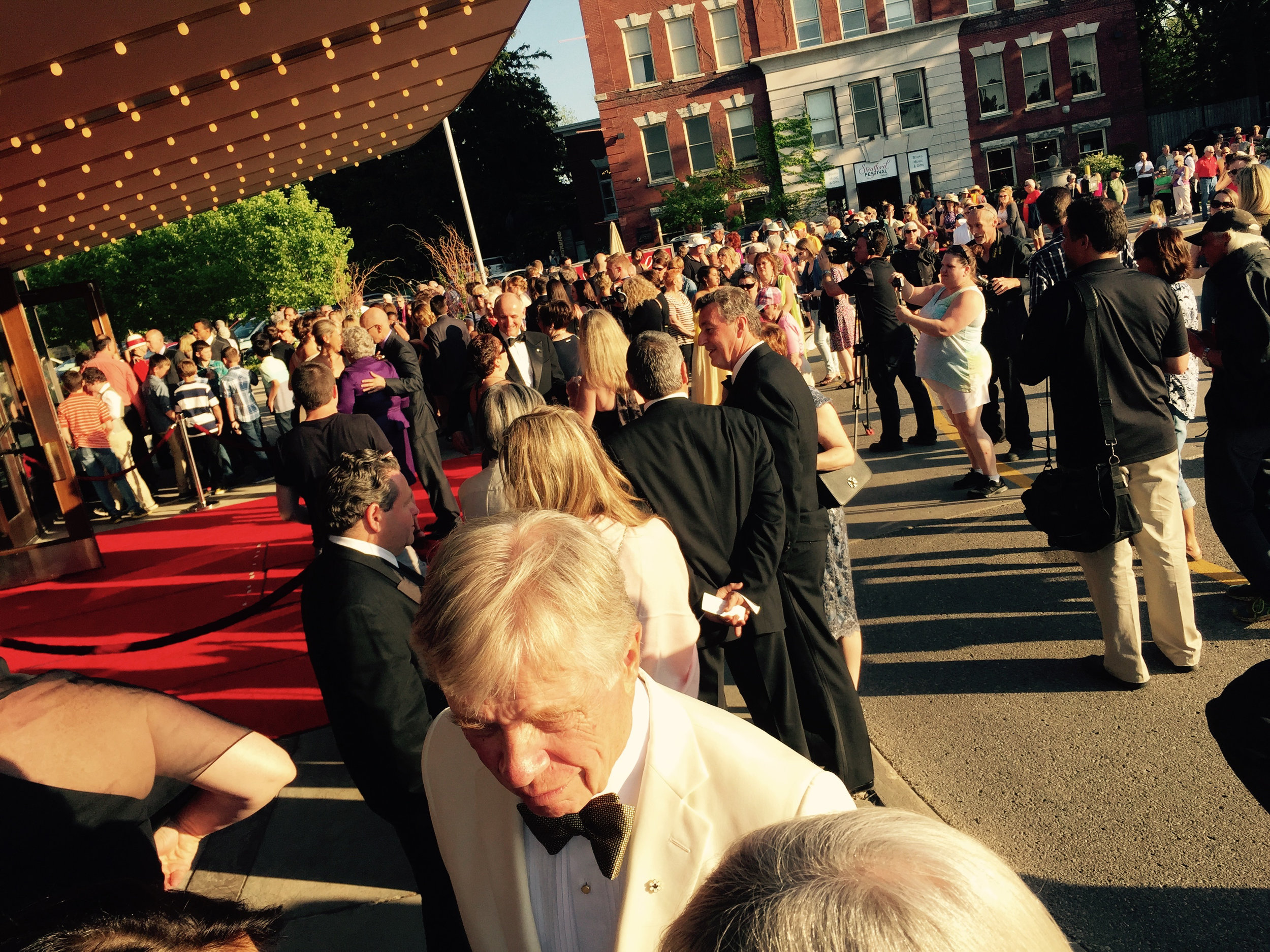 Stratford Festival Red Carpet