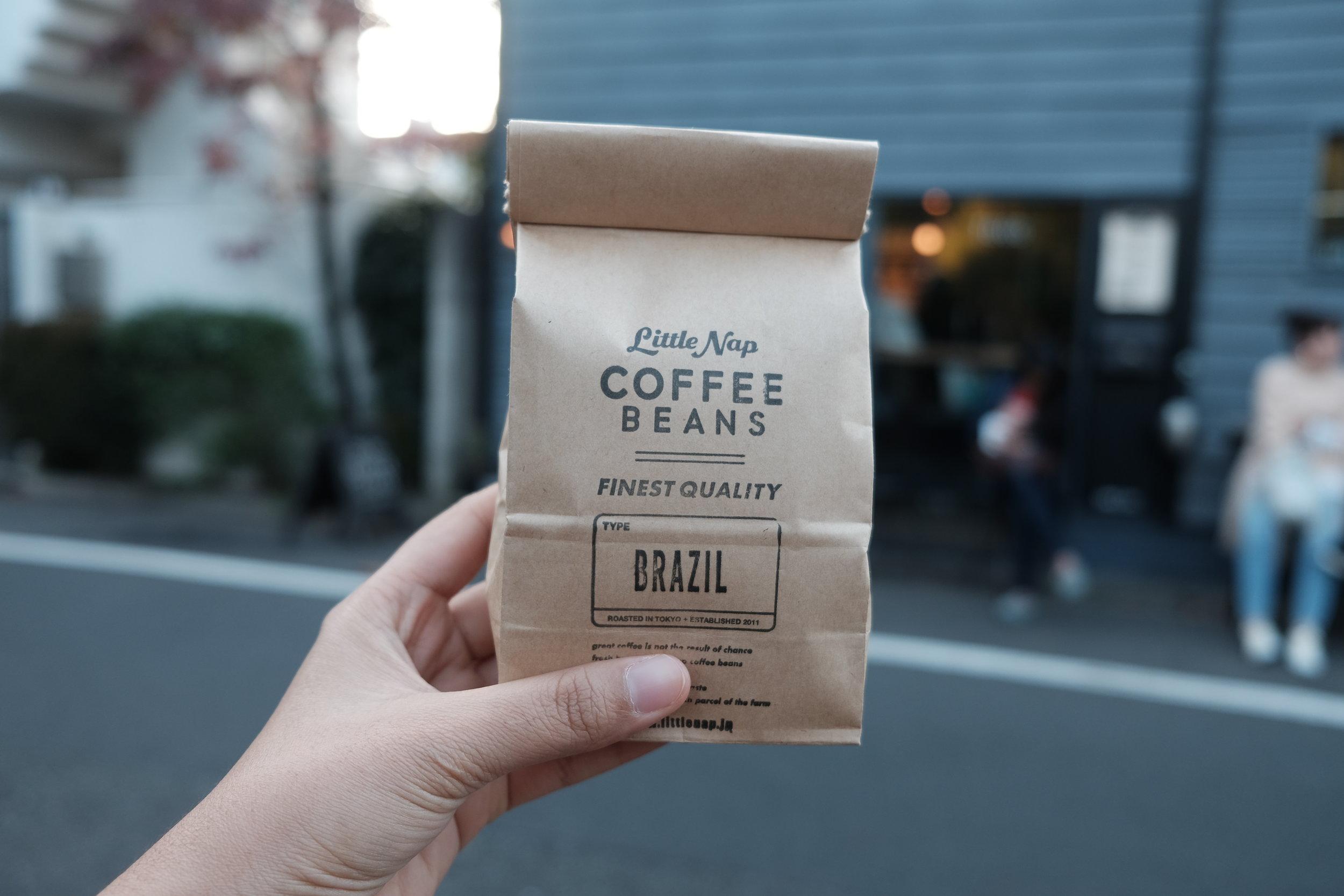 - Coffee Beans