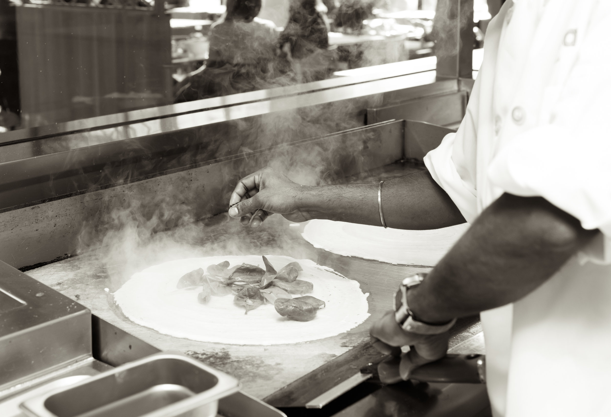 Dosa griddle