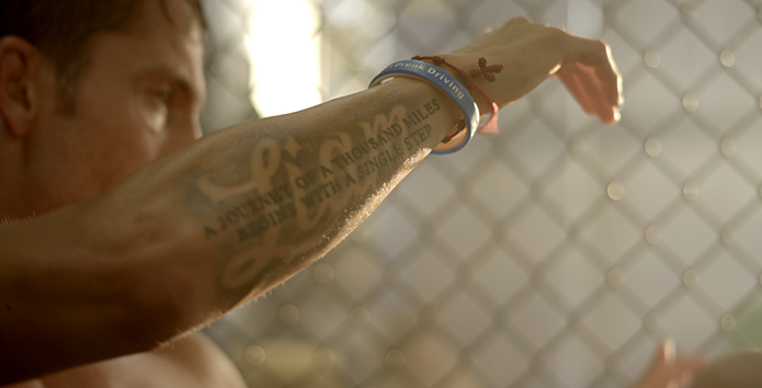 CRAVE ONLINE: A FIGHT FOR CHANGE, A STORY TO SAVE LIVES - I have always loved fighting. Since a young age, I would often get into fights for, at least what I thought, was the right cause...