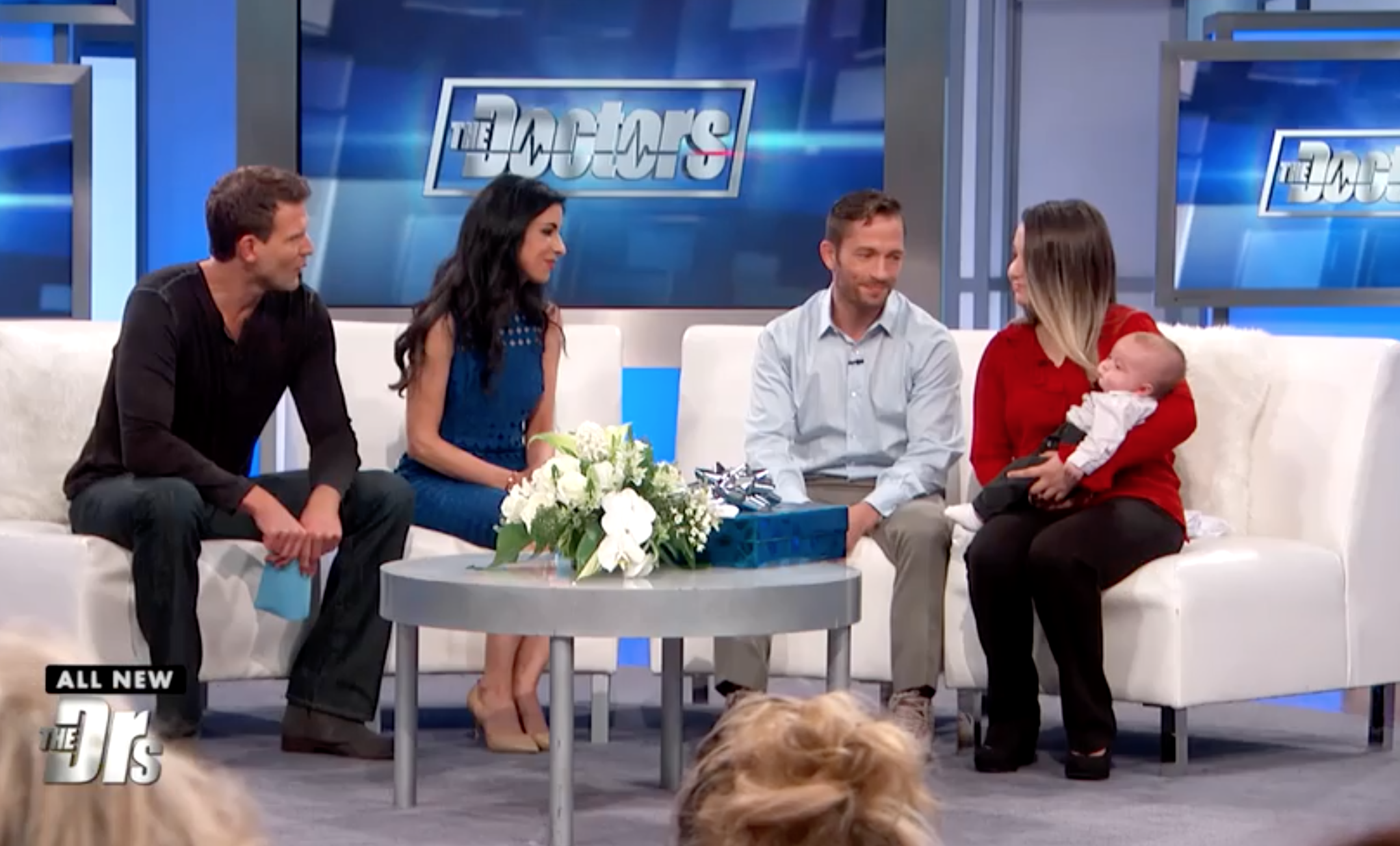 THE DOCTORS: HOW MOURNING PARENTS WENT FROM HEARTBREAK TO HEALING - MMA fighter Marcus Kowal joins The Doctors with his wife Mishel to share about their life after the tragic loss of their son and to introduce the newest addition to their family...
