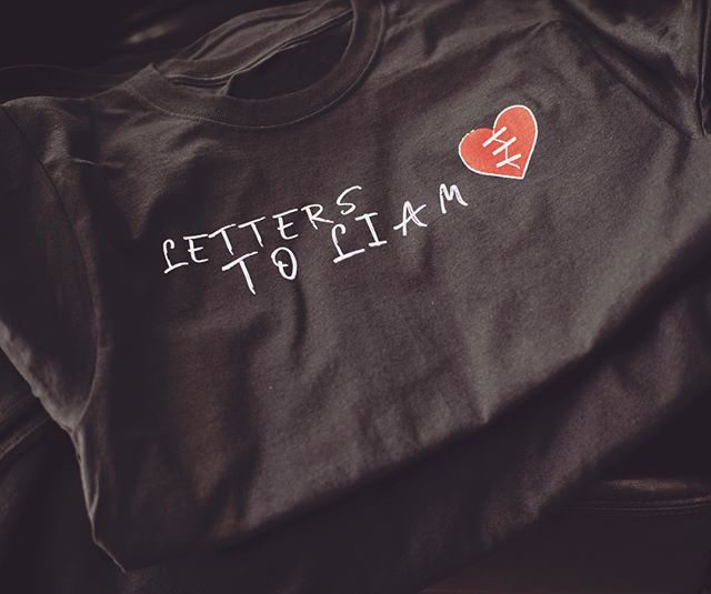 Show your support & join the fight! New official merchandise is available now - link in bio. #letterstoliam #jointhefight #officialmerchandise