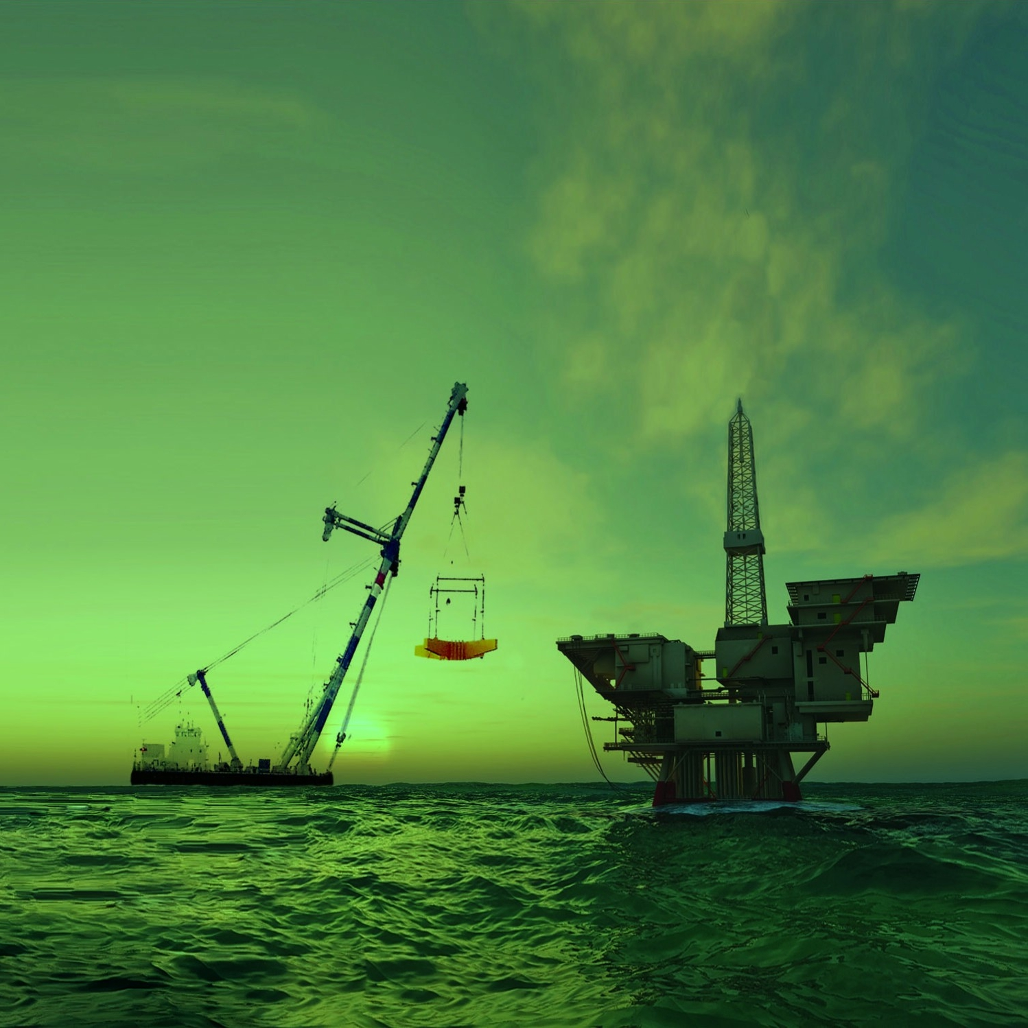 - Offshore Decommissioning