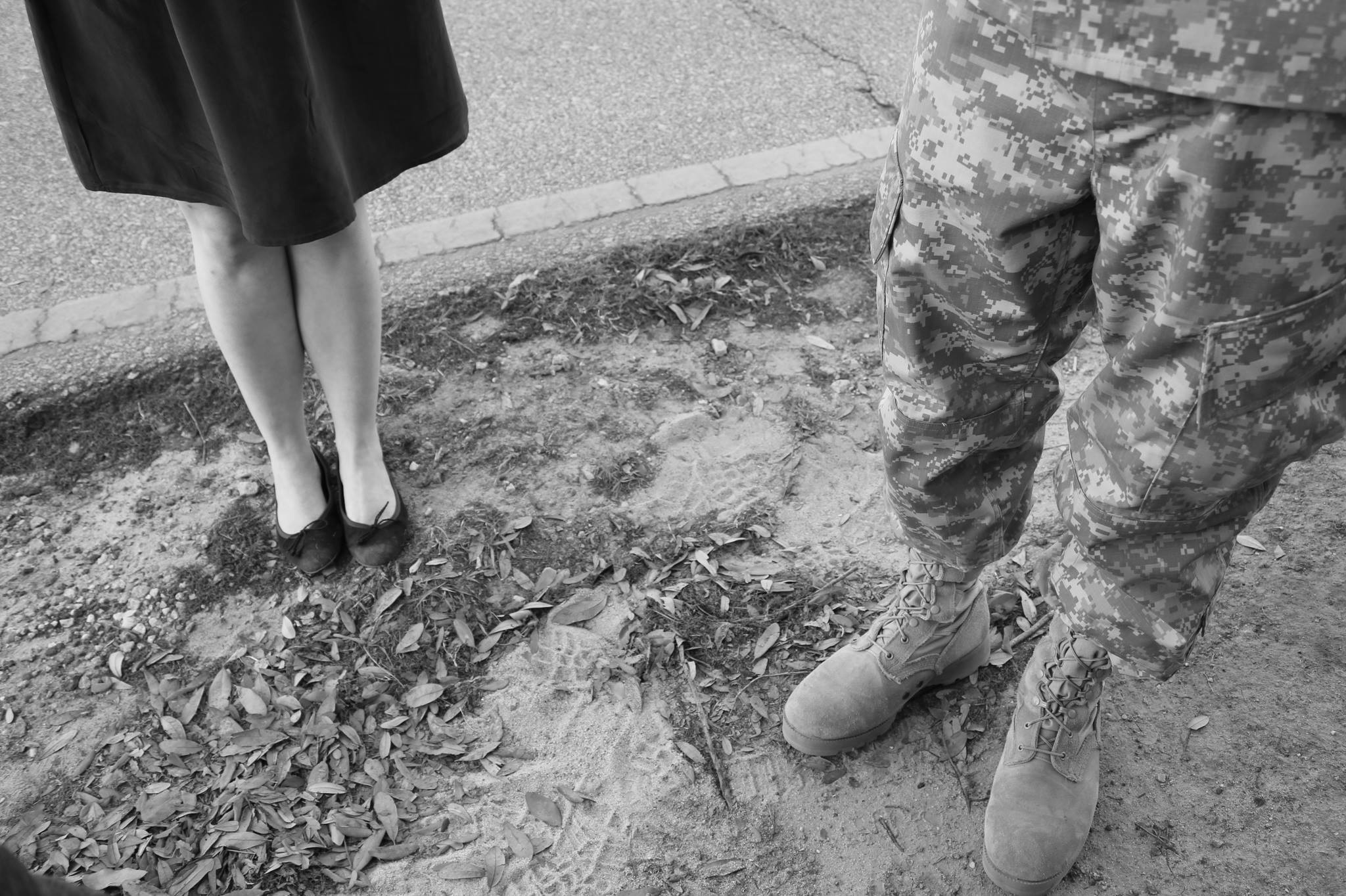 The Writer and the Army Wife - VELA