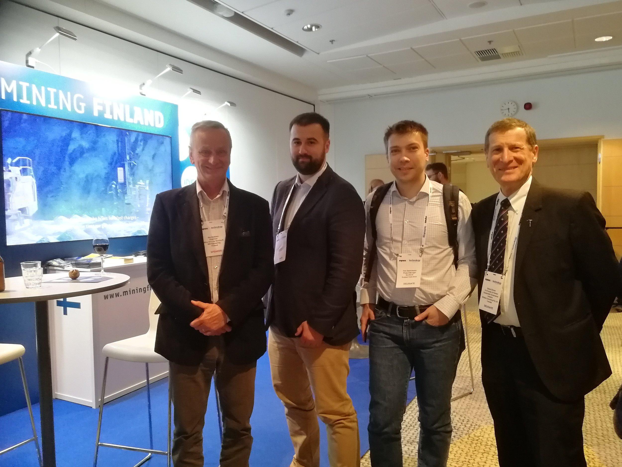 Mines and Tech Helsinki 2019