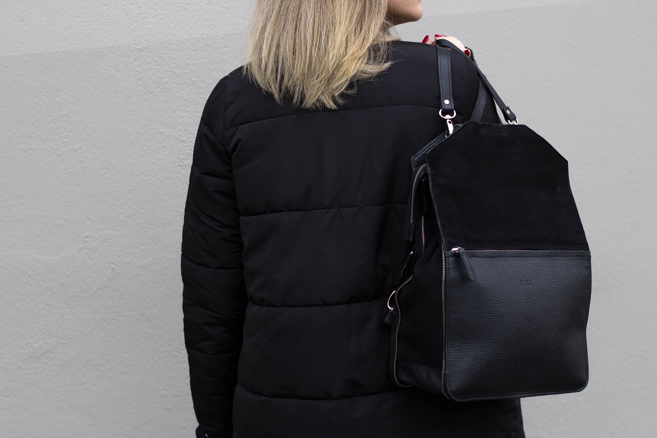 THE MINIMALIST GUIDE TO STYLING THE BUKVY BAG IN 6 DIFFERENT