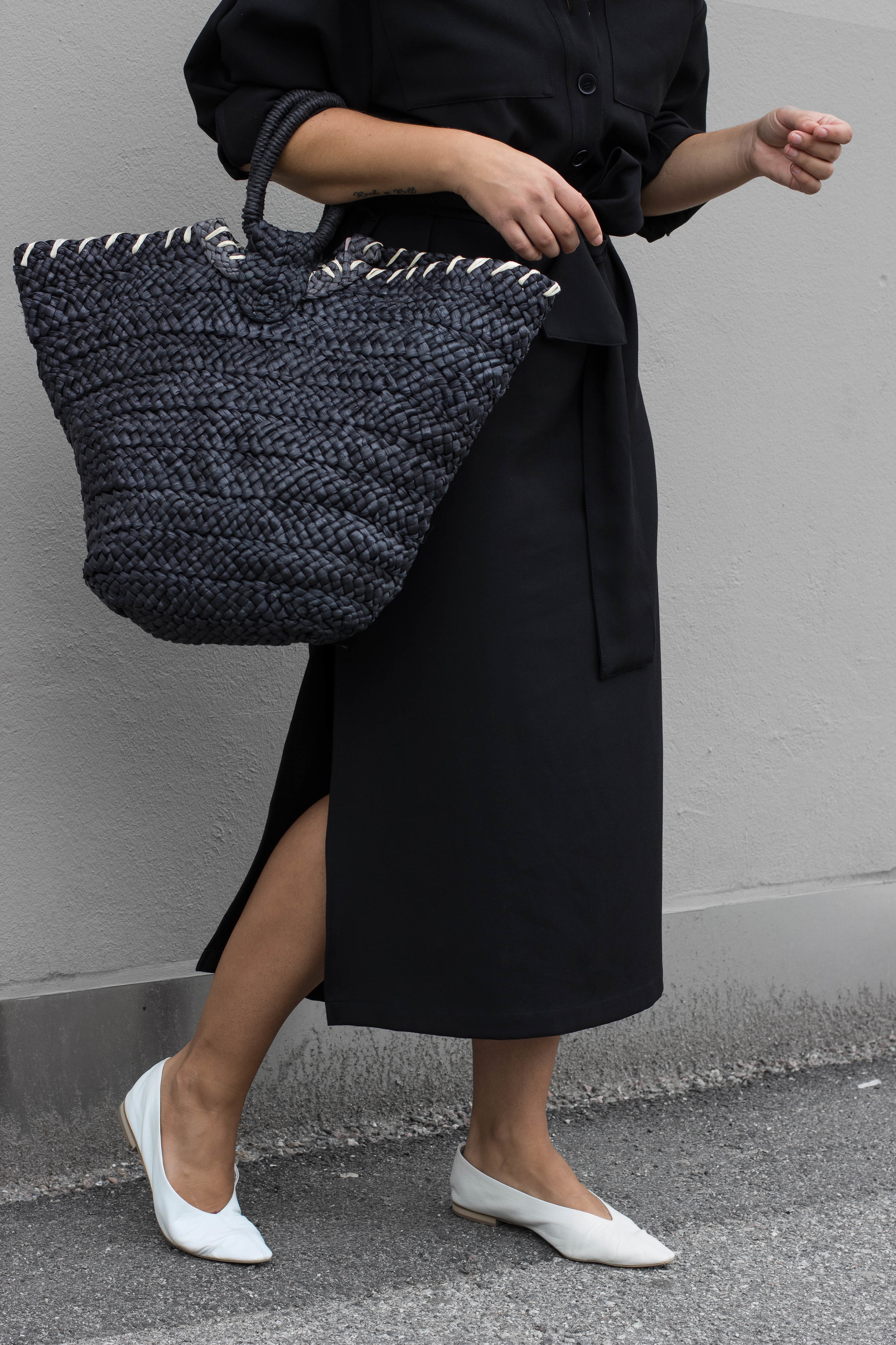 about that look, fashion, strawbag, summerstyle