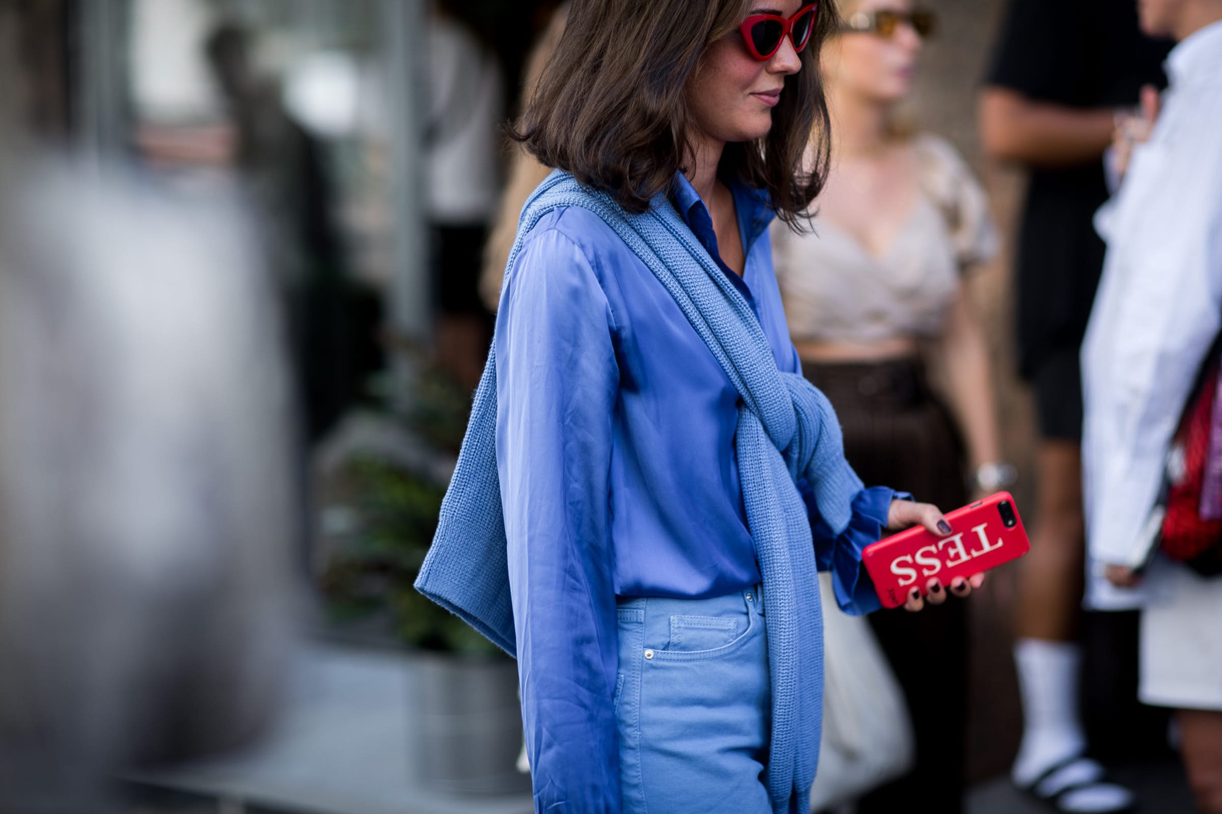 Photo: Victor Jones,Streetstyle Copenhagen Fashion WeekSS19