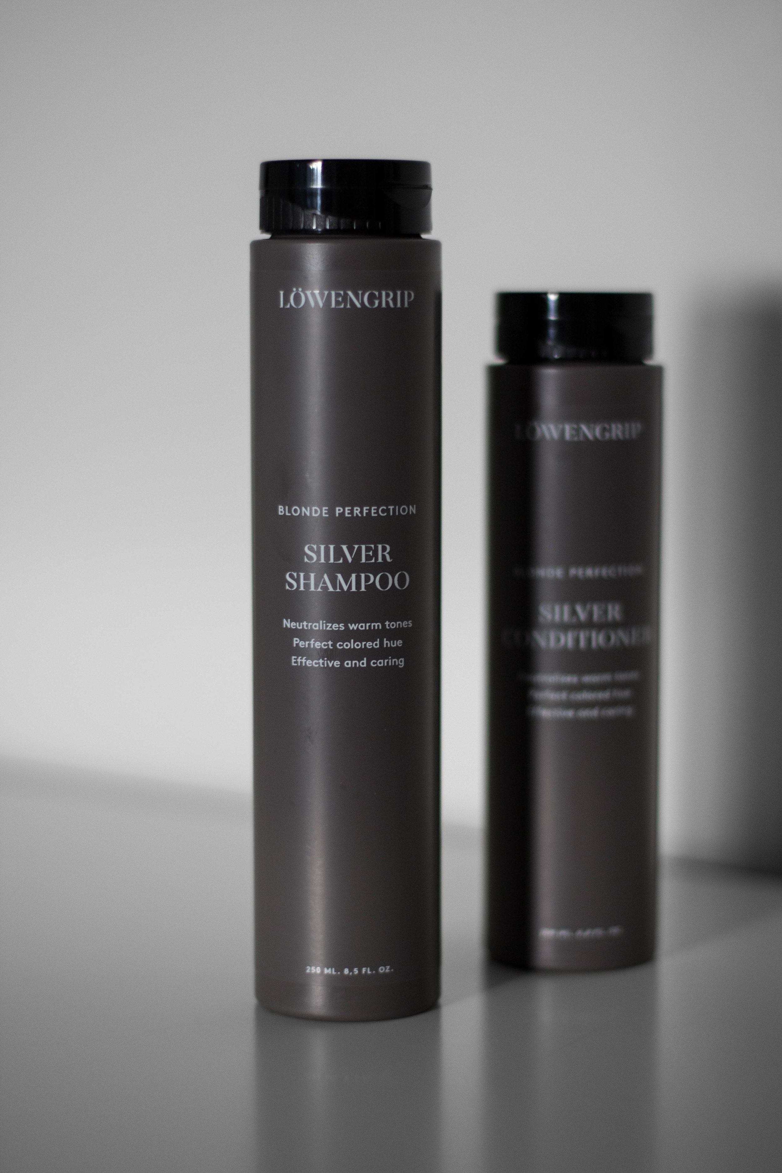 löwengrip, healthyhair, shampoo,aboutthatlook, beauty, care, blonde hair, silvershampoo