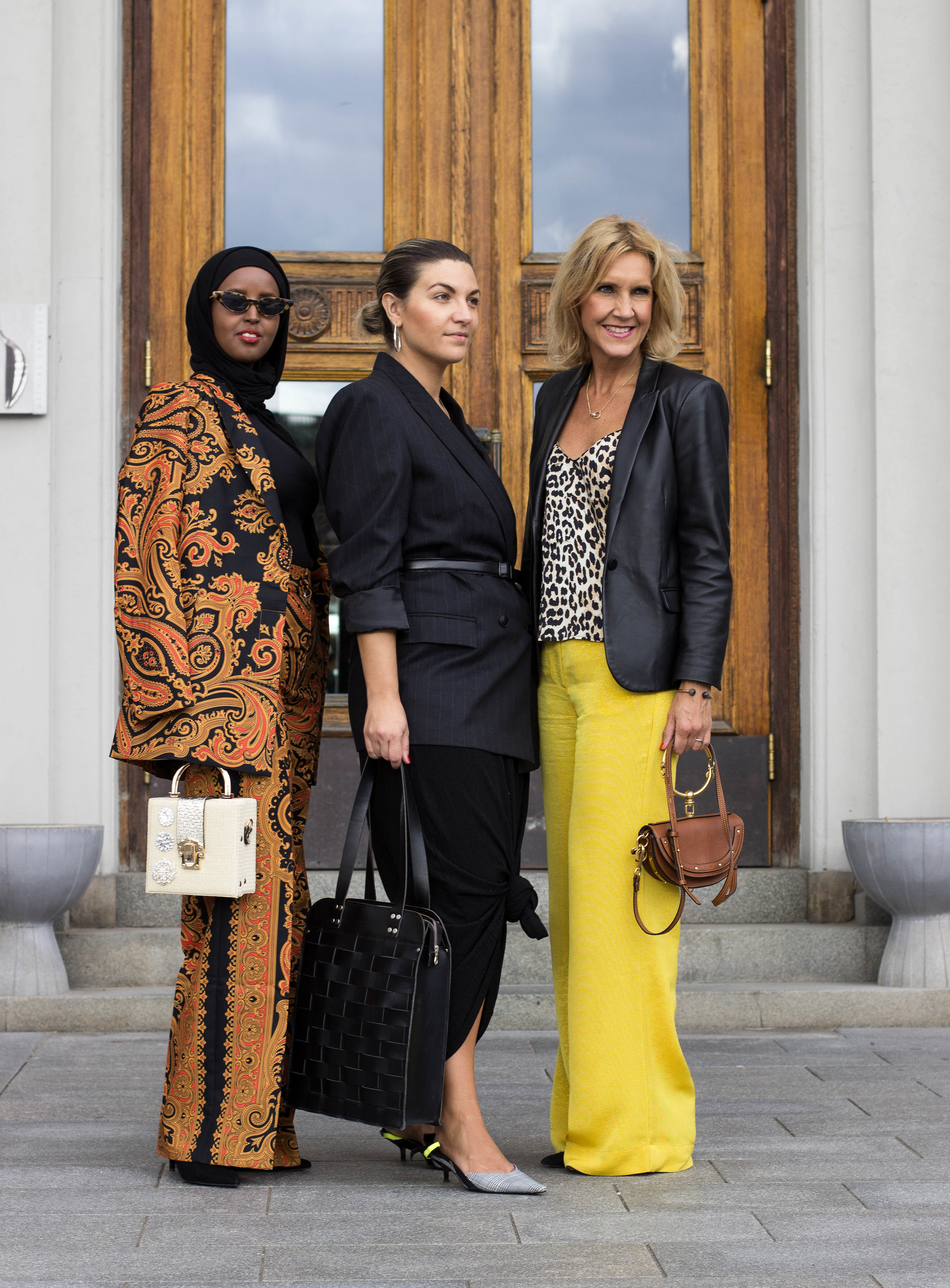 naimaosman, ninni about that look, aboutthatlook, aboutthatlookstyling, camilla runberg, whyred, stockholm fashionweek, streetstyle