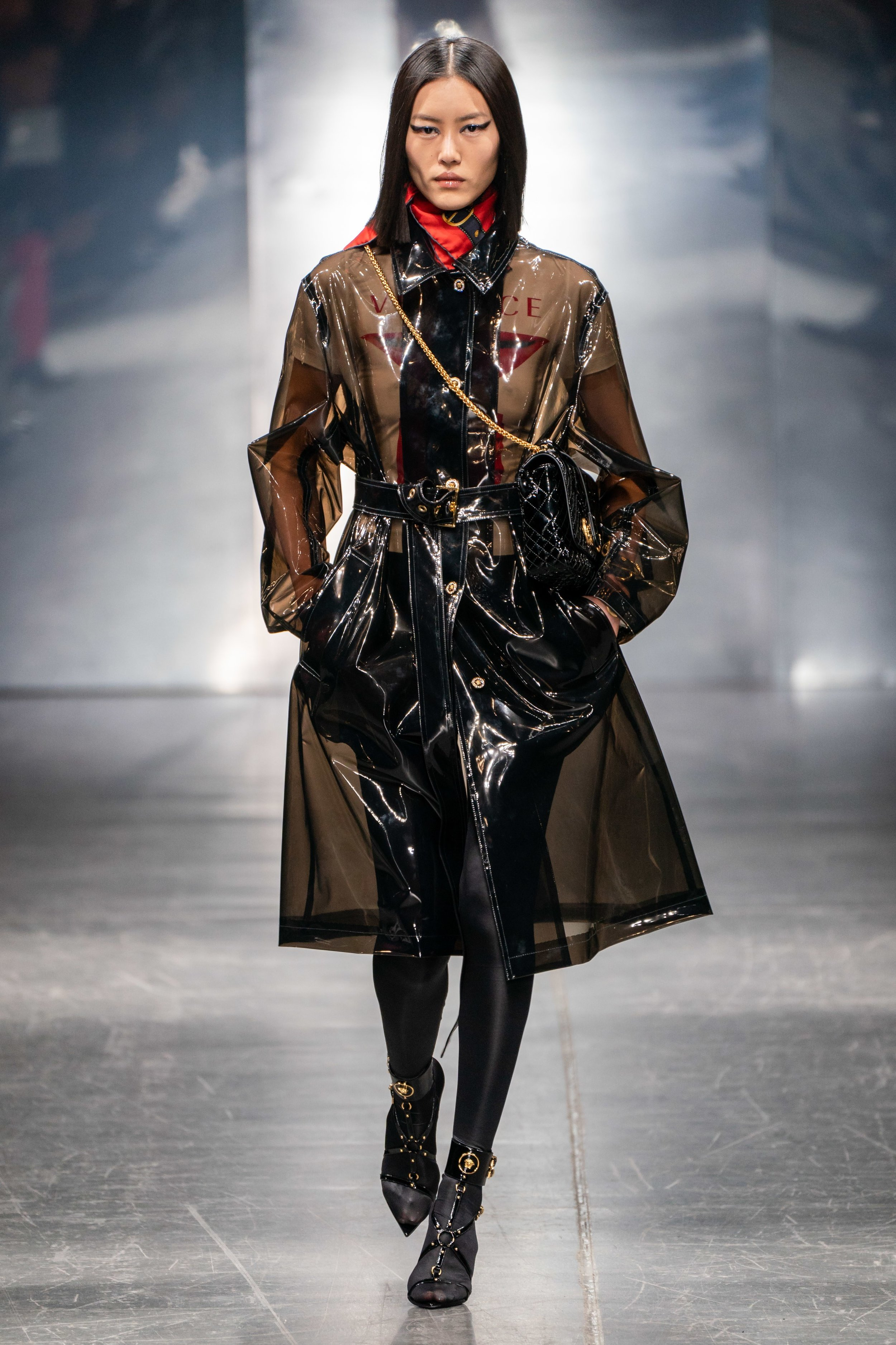 Versace Photo: Alessandro Lucioni / Gorunway.com for Vogue