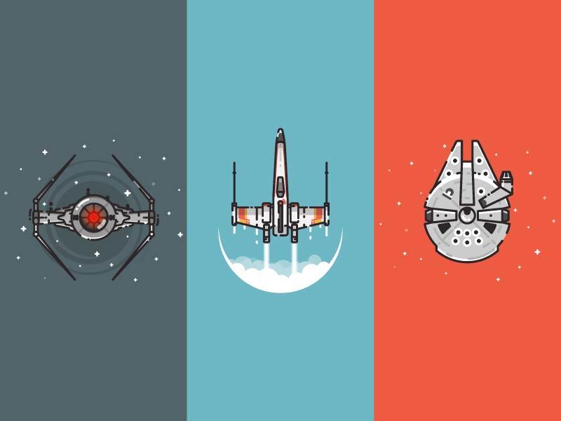Series - Infographic Paradise