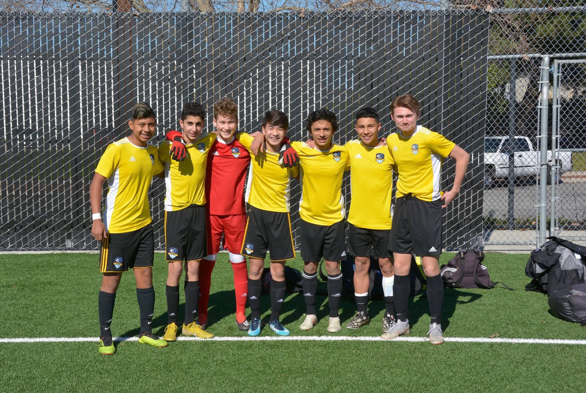 Boys Champions! -