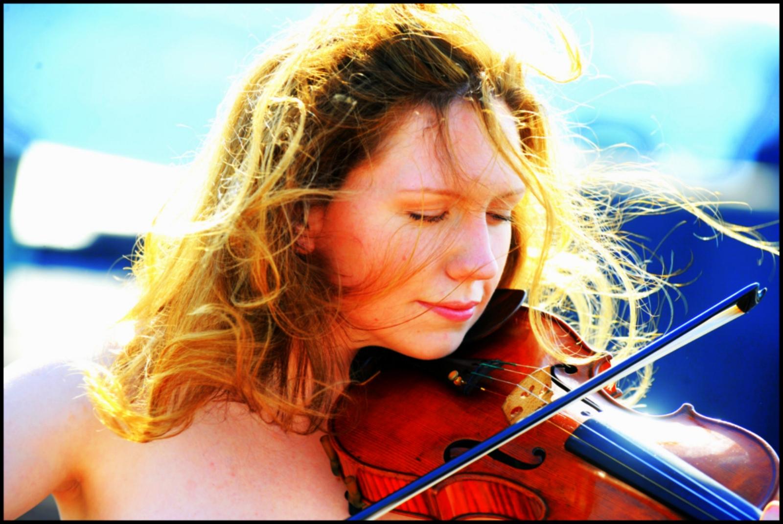 caitlin warbelow - violiN | Fiddle | Music | Adventure