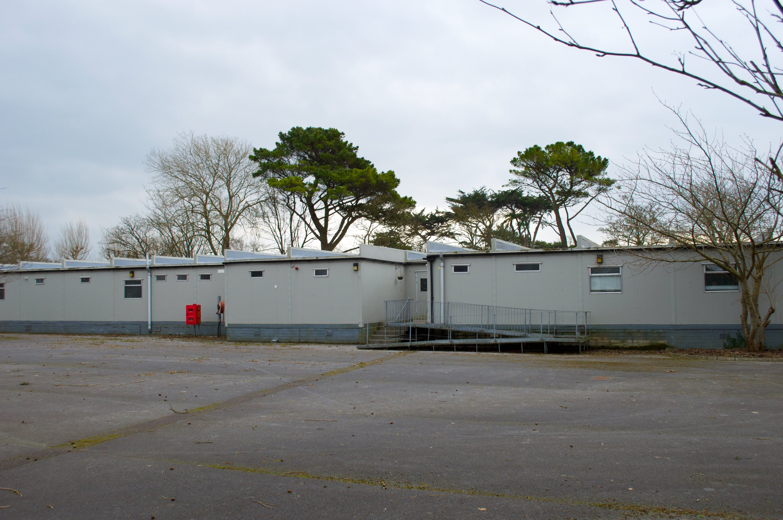 Ballymullen Barracks Direct Provision Centre, Tralee.jpg