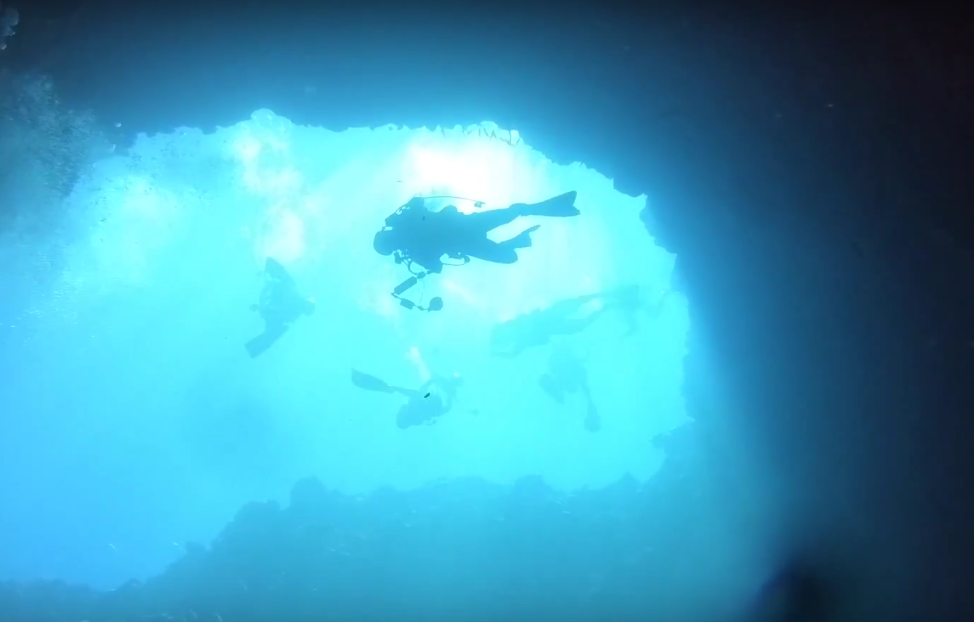 Copy of Into the Blue Hole