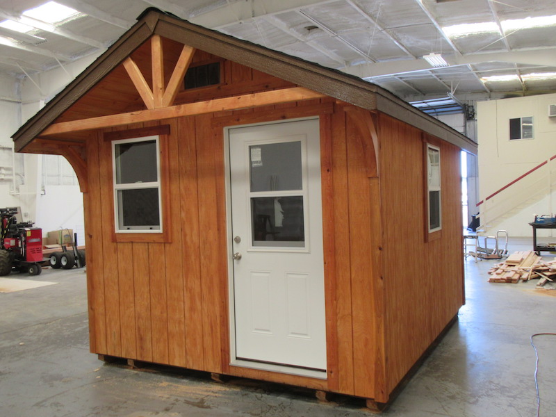 Wild River Shed - Inspired by Sunriver's Wild River.