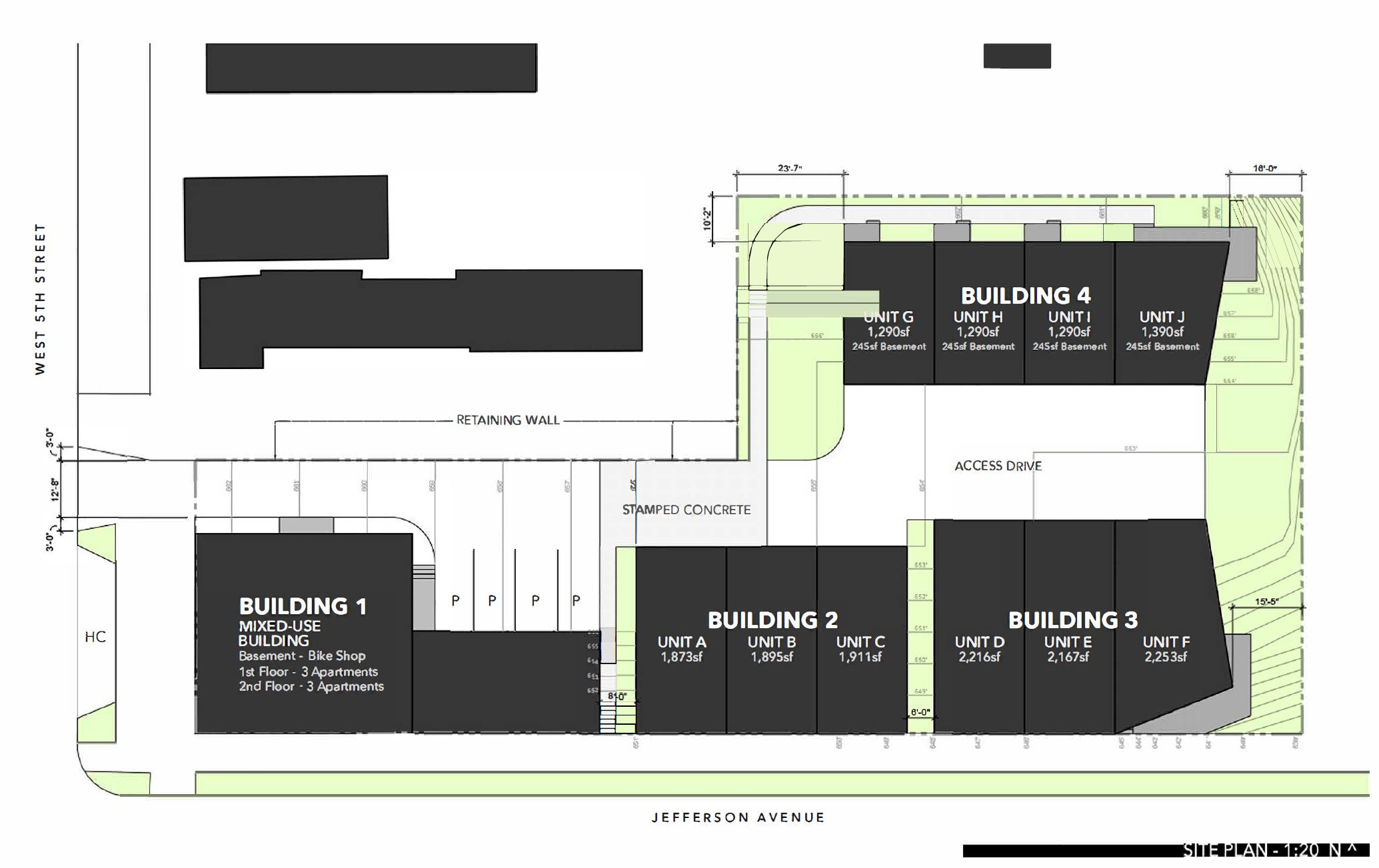 Copy of Site Layout
