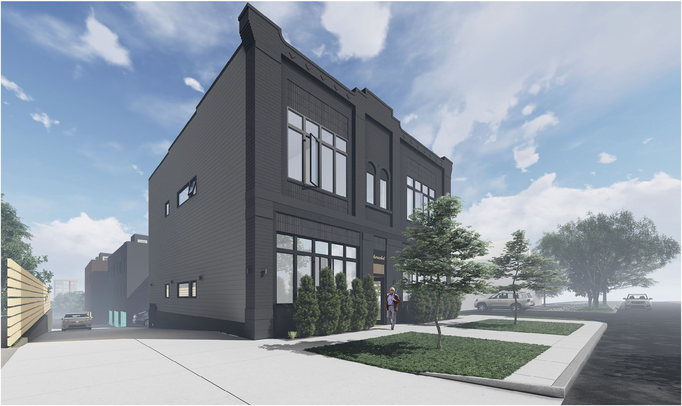 Unit 202 | $245,000    1 bed 1 bath 918 sq. ft. $245,000 basement storage + parking space