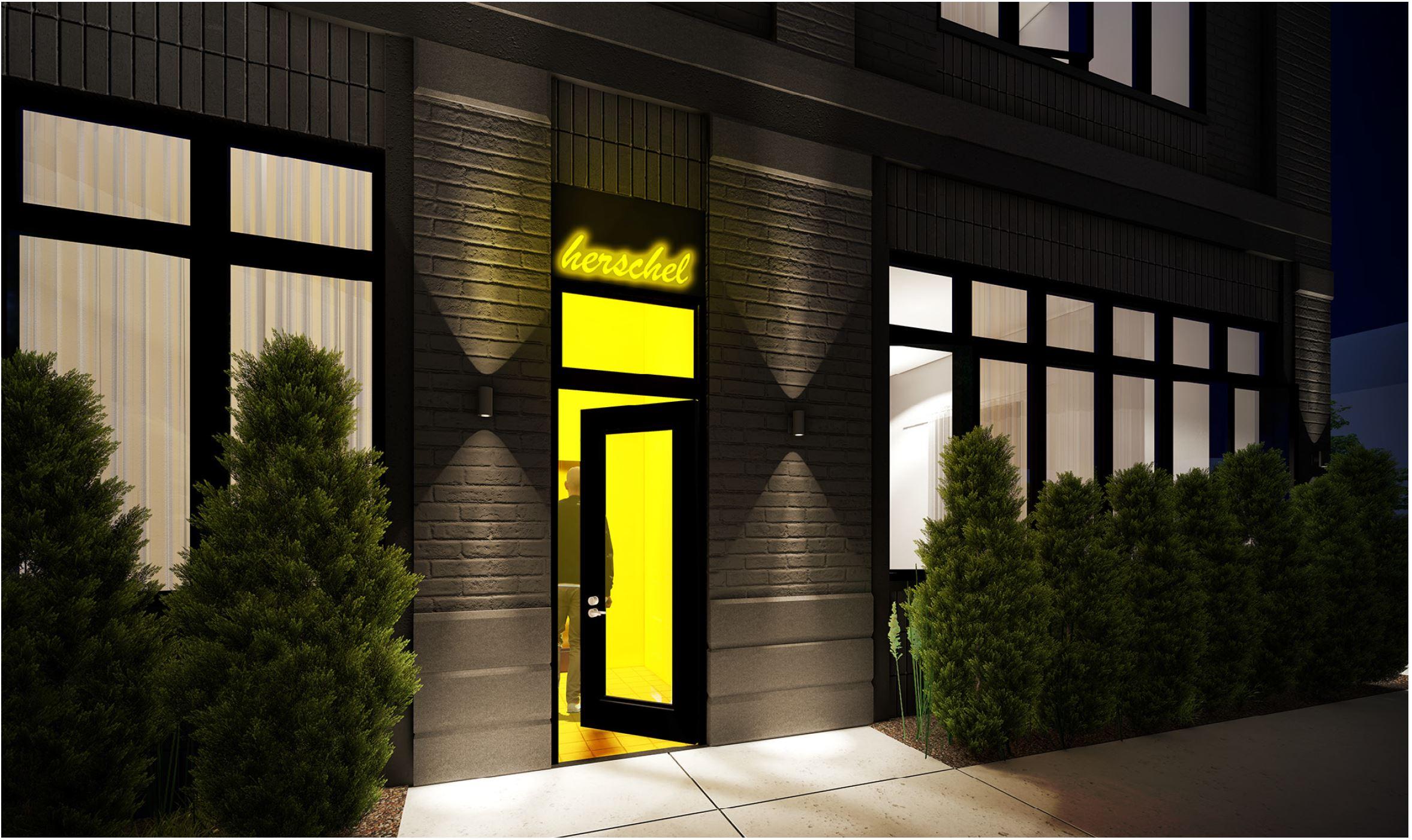 Night View Residential Entry.JPG