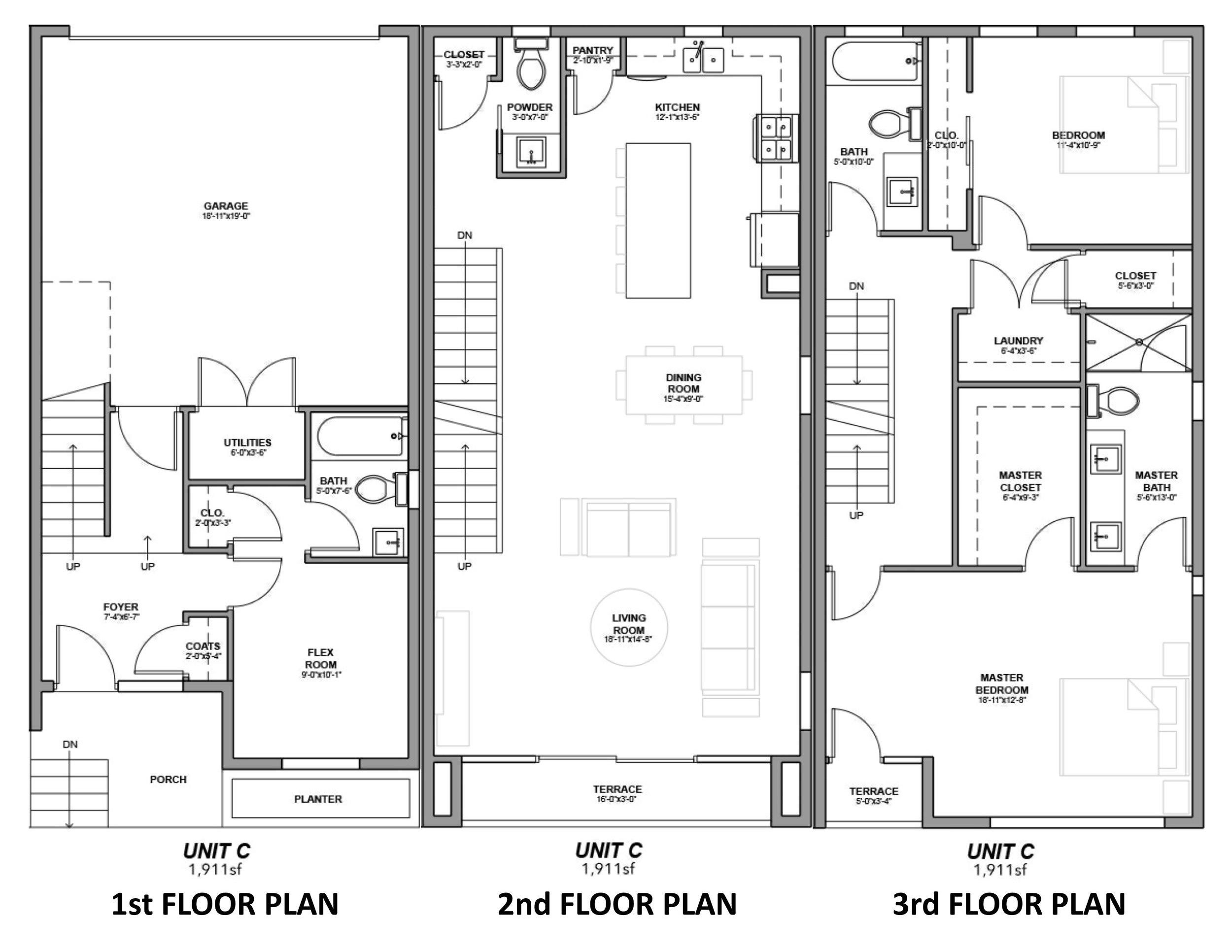 Floorplan Building 2 Unit C 408 Jefferson.jpg