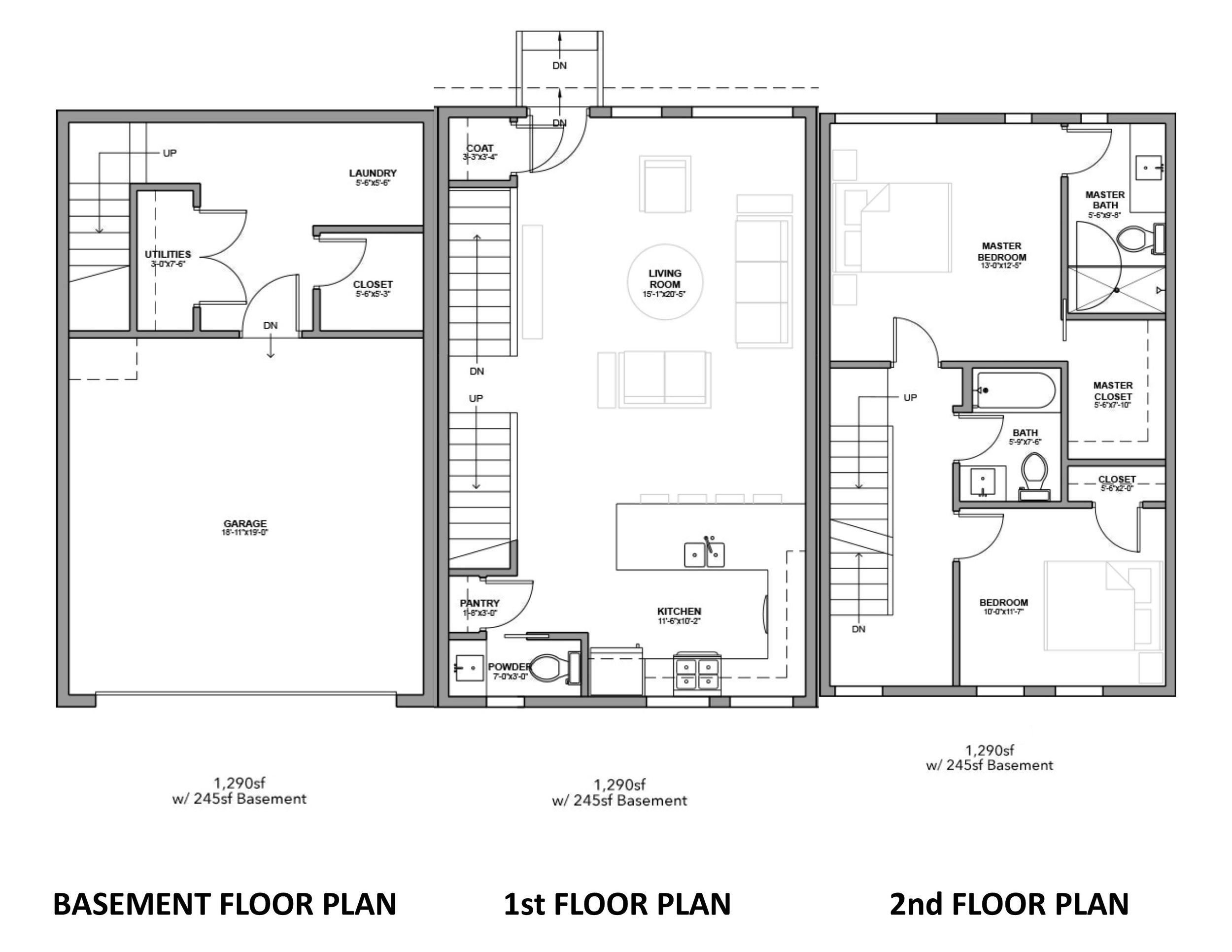 Floorplan Building 4 Unit G, H, I 420, 418, 416 Jefferson.jpg