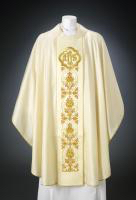 High Roman IHS Chasuble $975