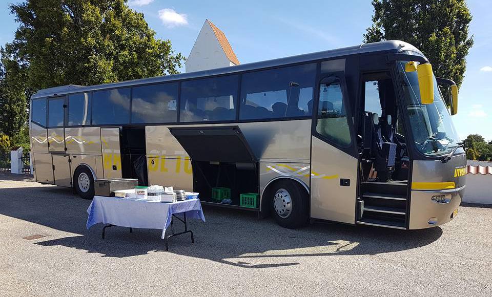 Vi kører dagsture i turistbus for dig i Danmark og det meste af Europa