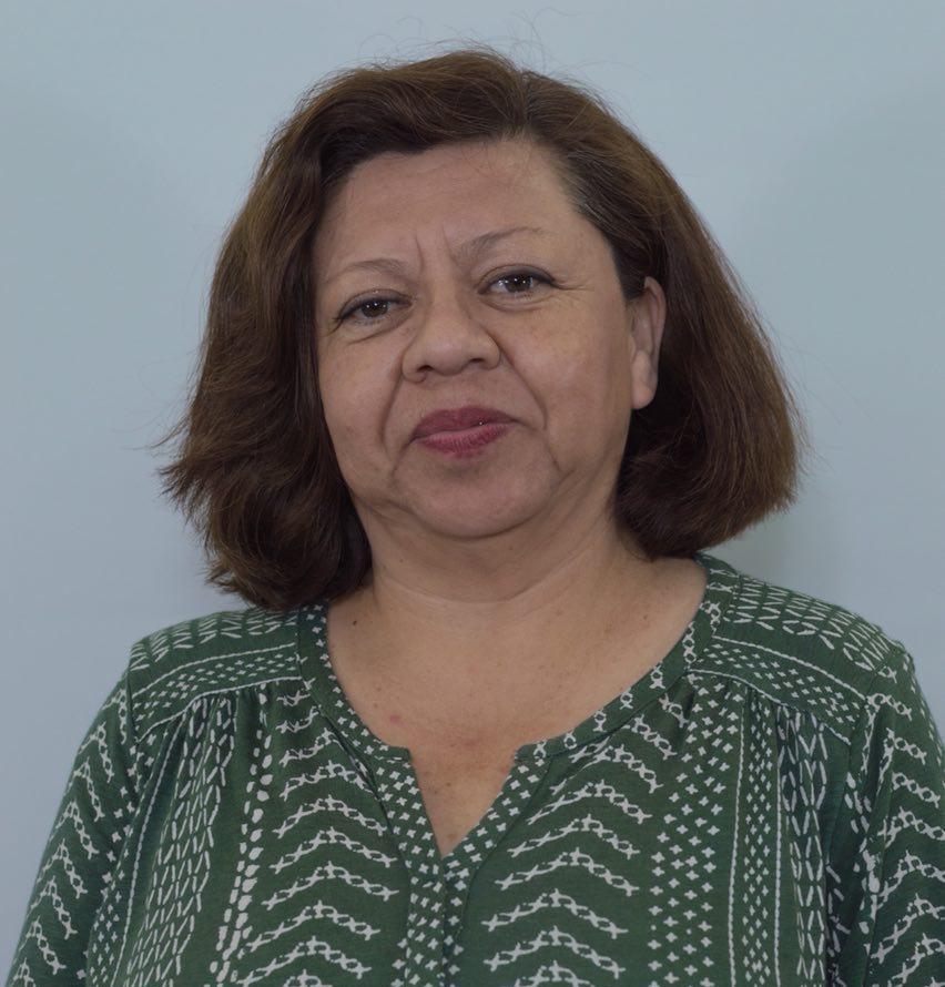 Lider de Ministerio de Niños    Maria Elena Franco
