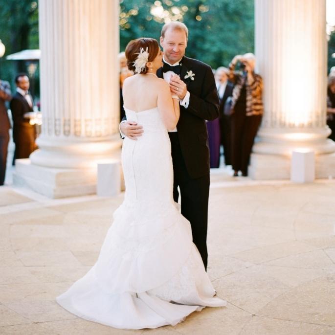 real weddings + celebrations -
