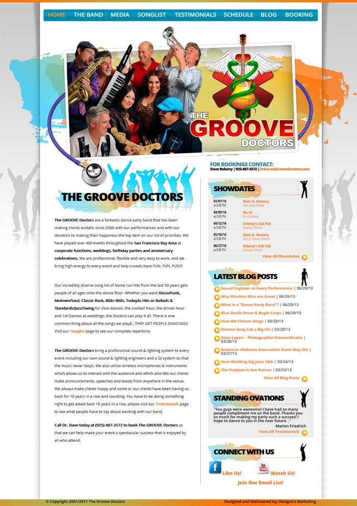 www.groovedoctors.com