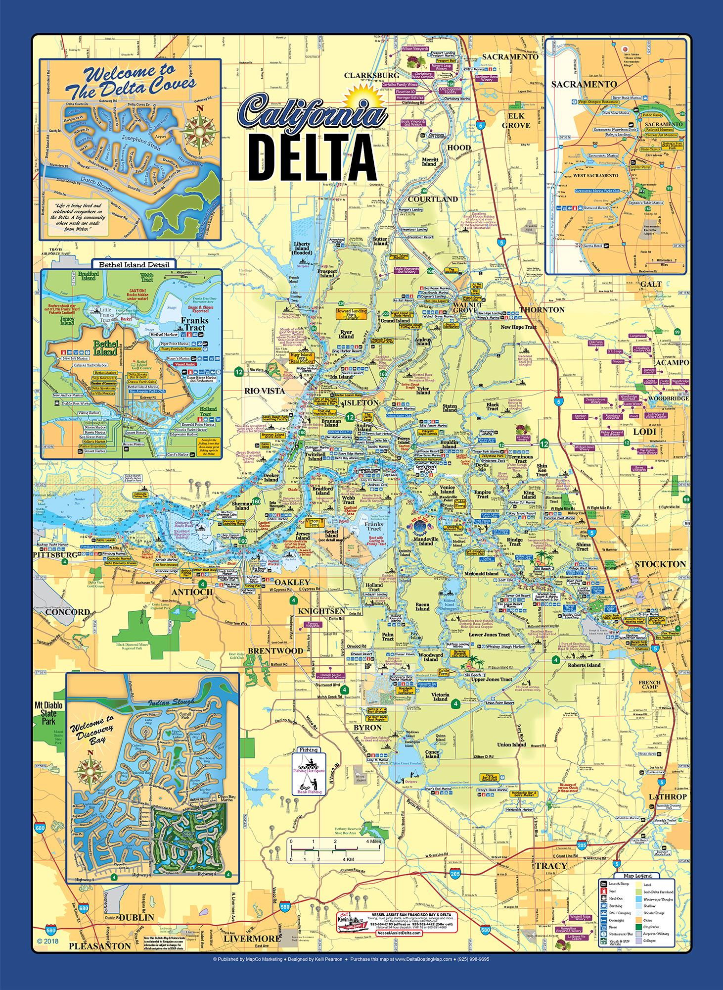 Custom Large Delta Wall Poster